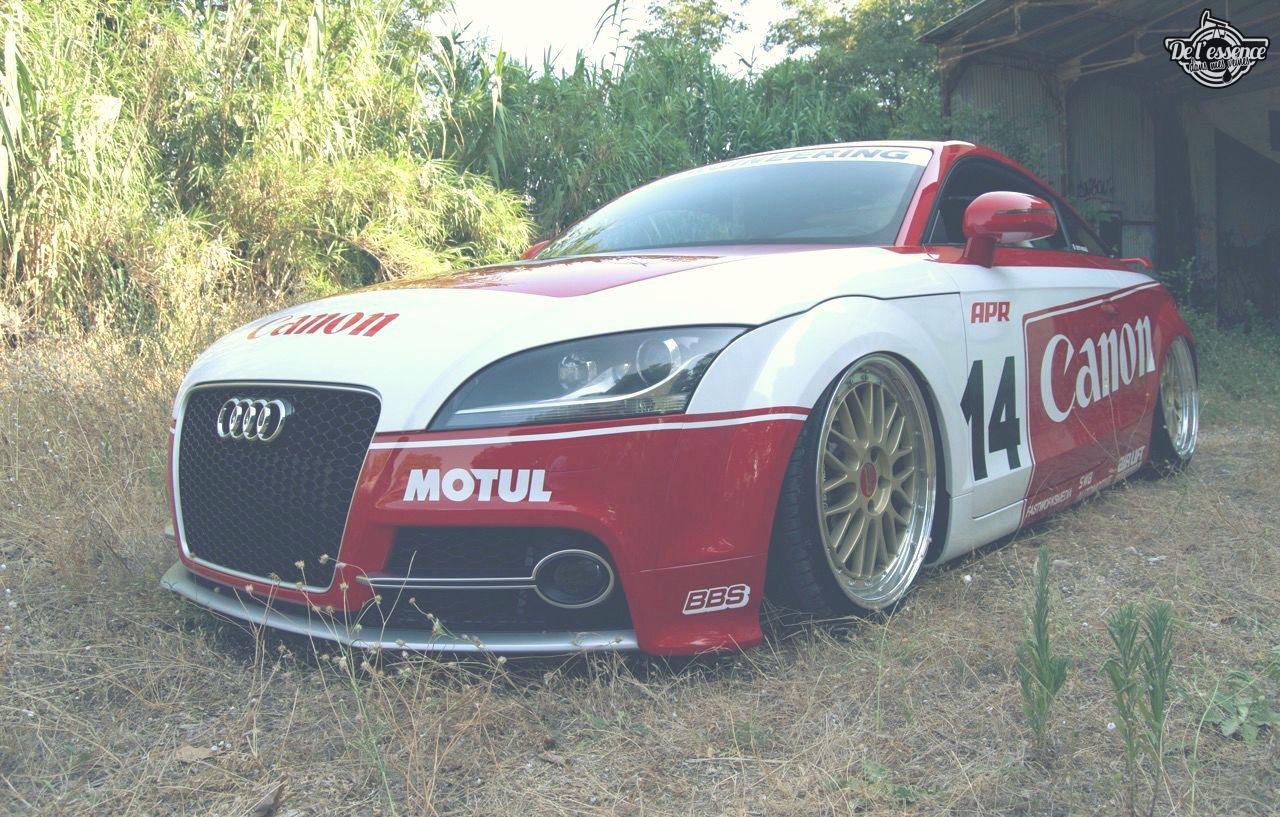 Airride Audi TT Mickael... Elle est canon ! 56