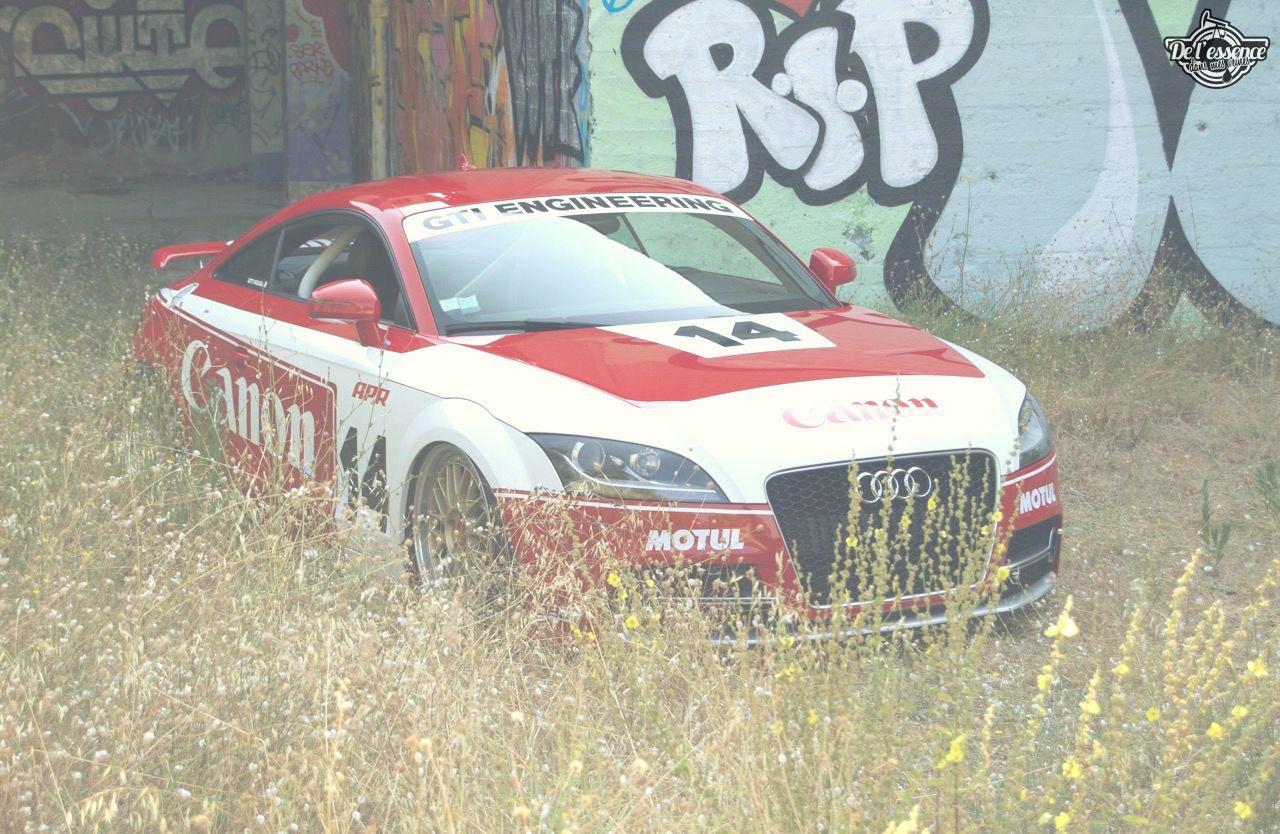 Airride Audi TT Mickael... Elle est canon ! 71