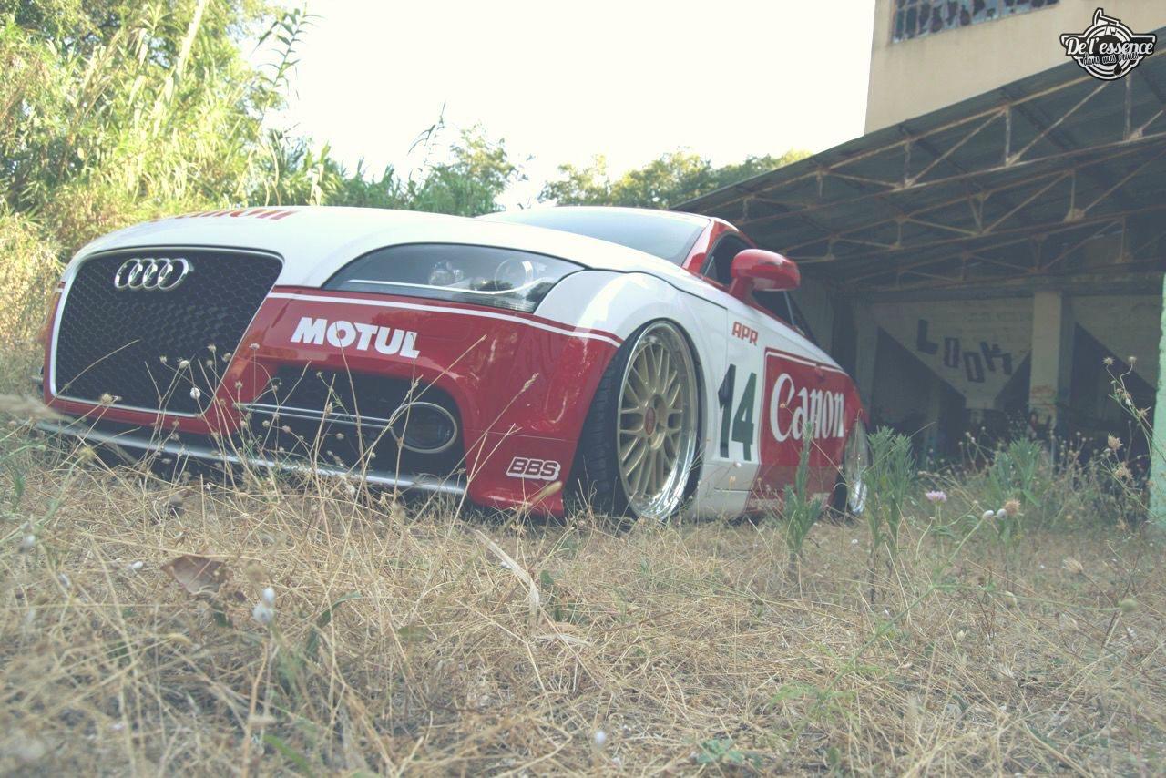 Airride Audi TT Mickael... Elle est canon ! 77
