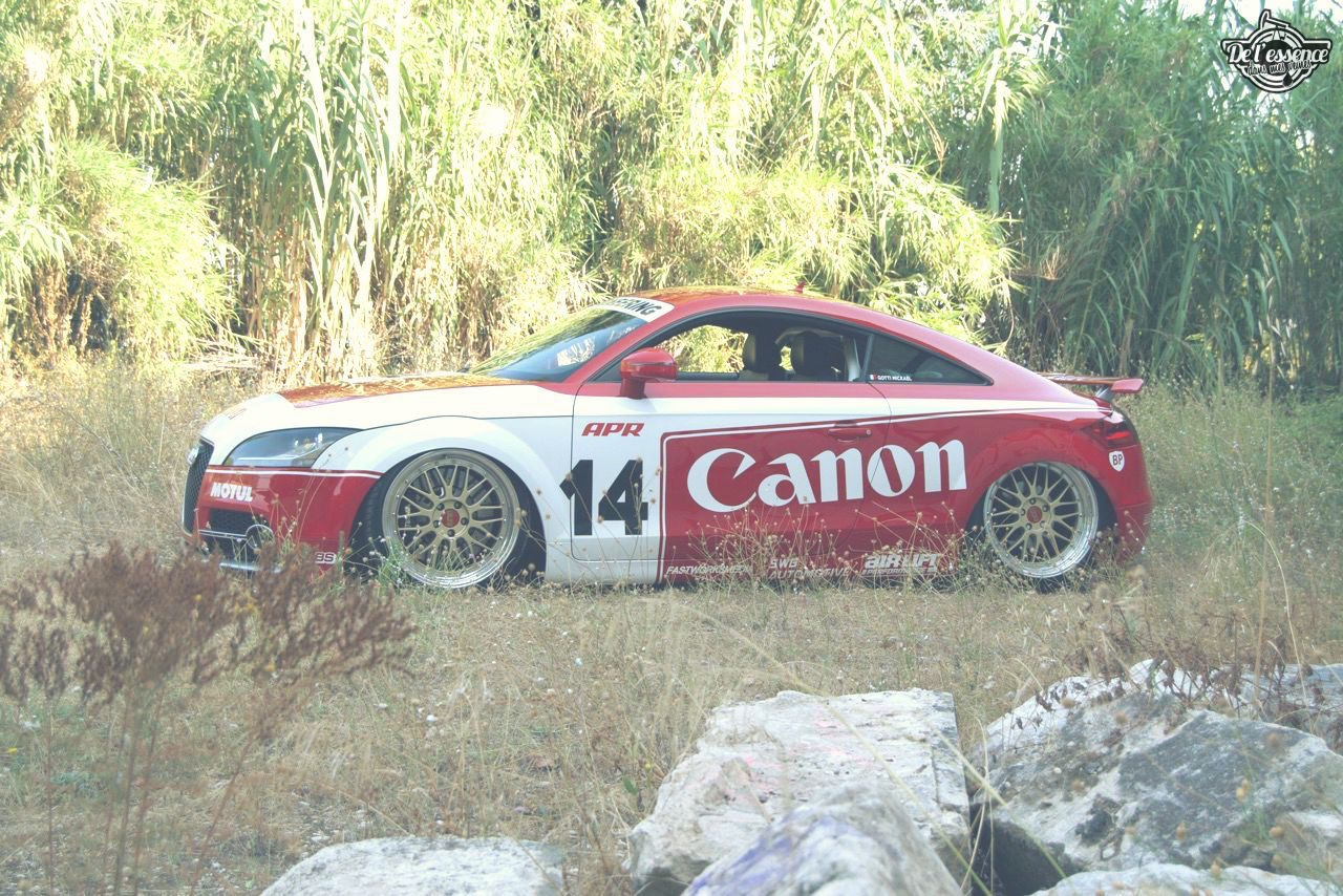Airride Audi TT Mickael... Elle est canon ! 69
