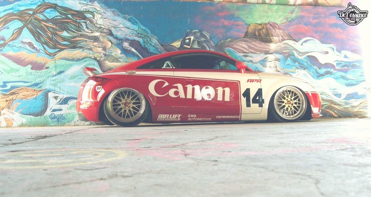 Airride Audi TT Mickael... Elle est canon ! 59