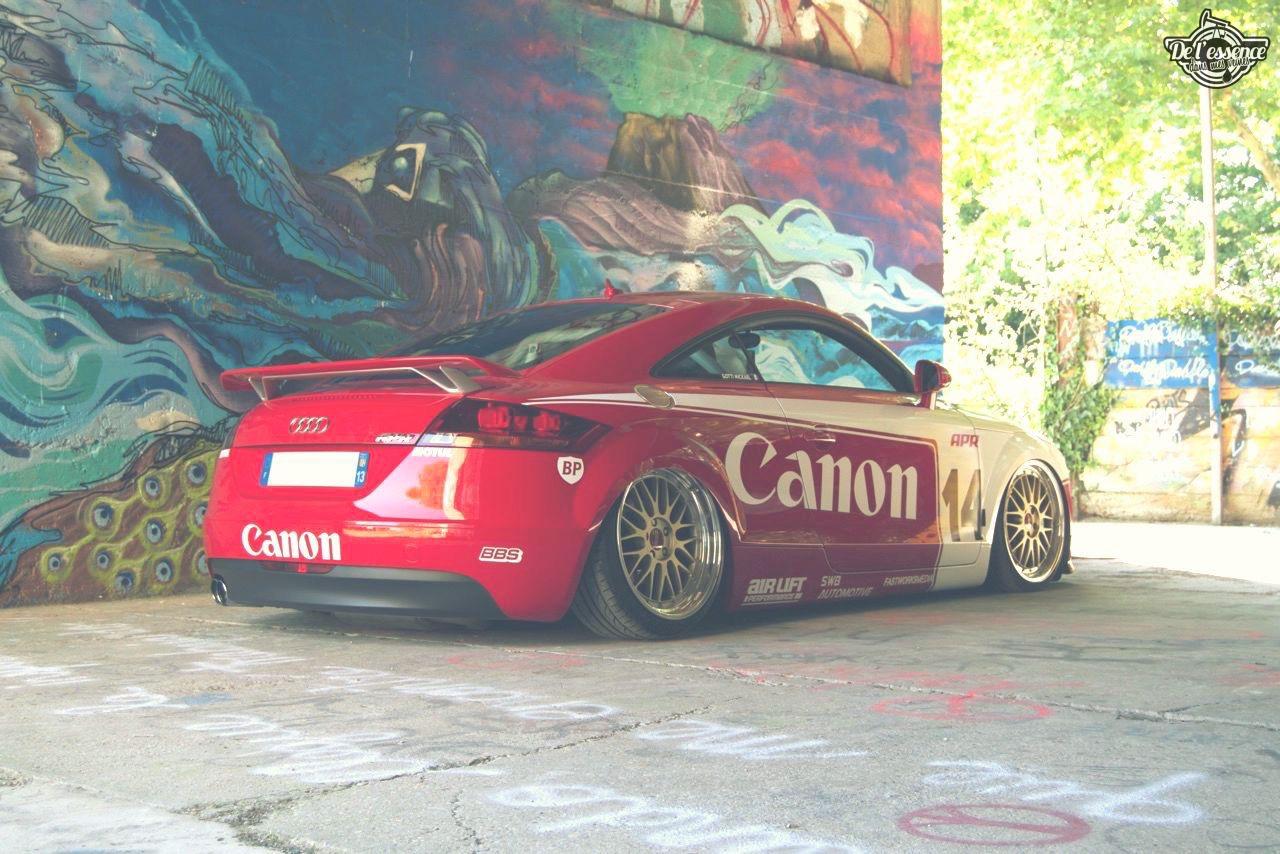 Airride Audi TT Mickael... Elle est canon ! 61