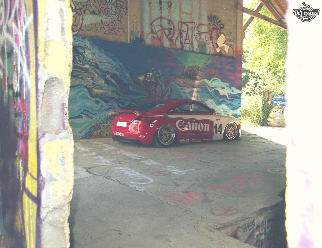 Airride Audi TT Mickael... Elle est canon ! 63