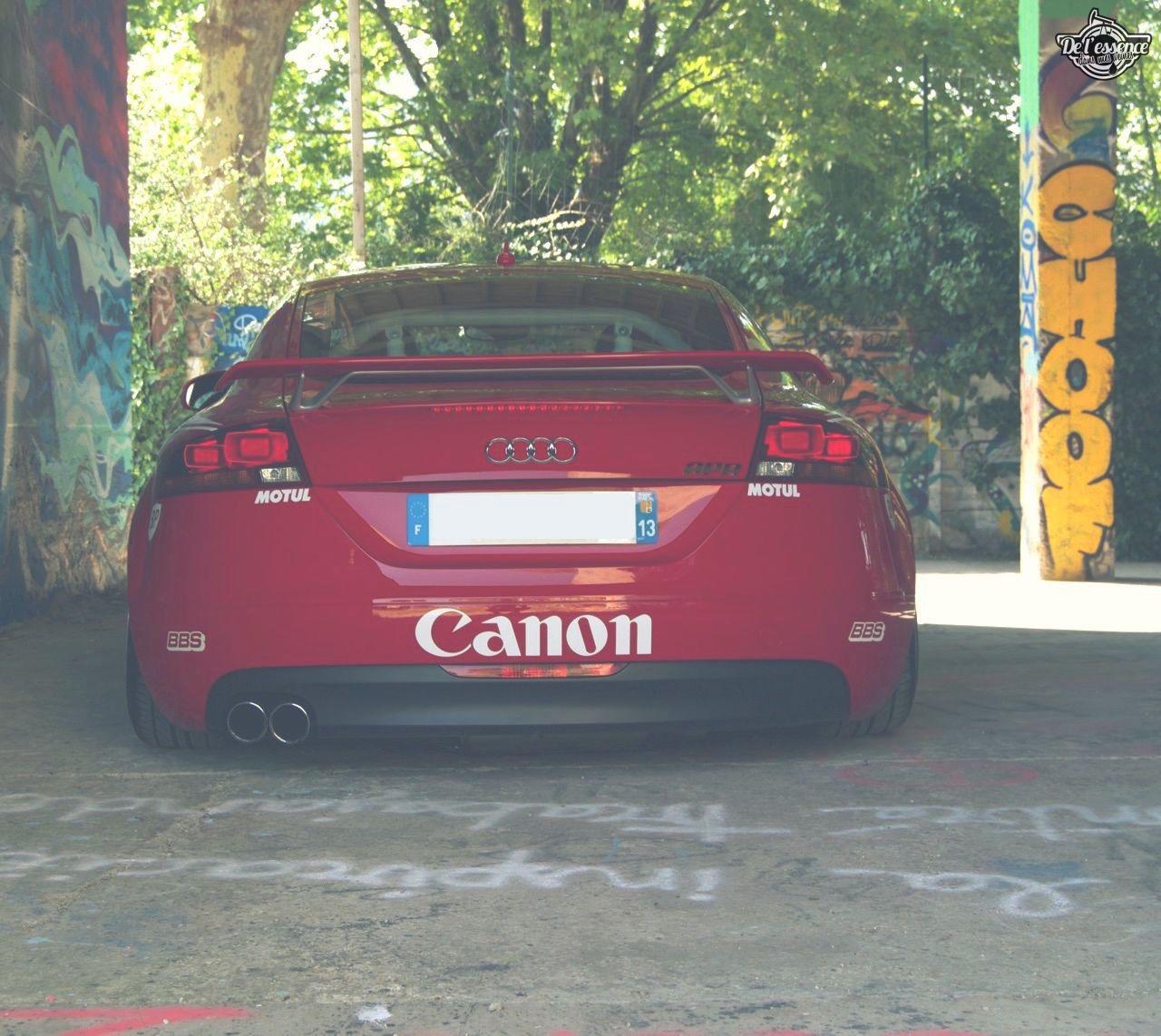 Airride Audi TT Mickael... Elle est canon ! 67