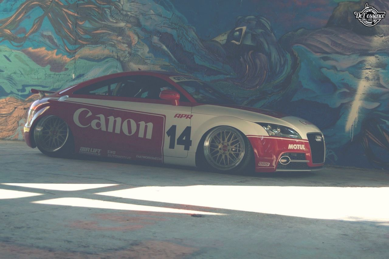 Airride Audi TT Mickael... Elle est canon ! 78