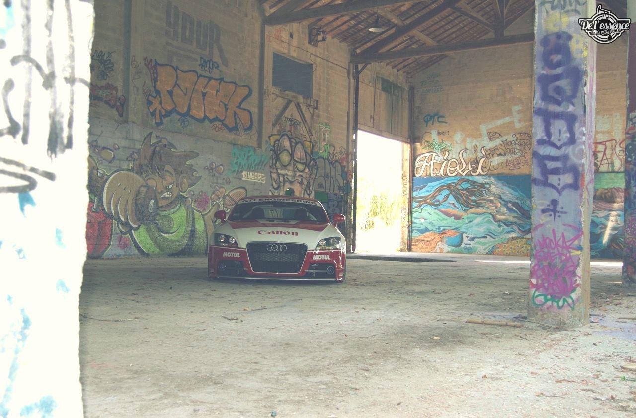 Airride Audi TT Mickael... Elle est canon ! 68