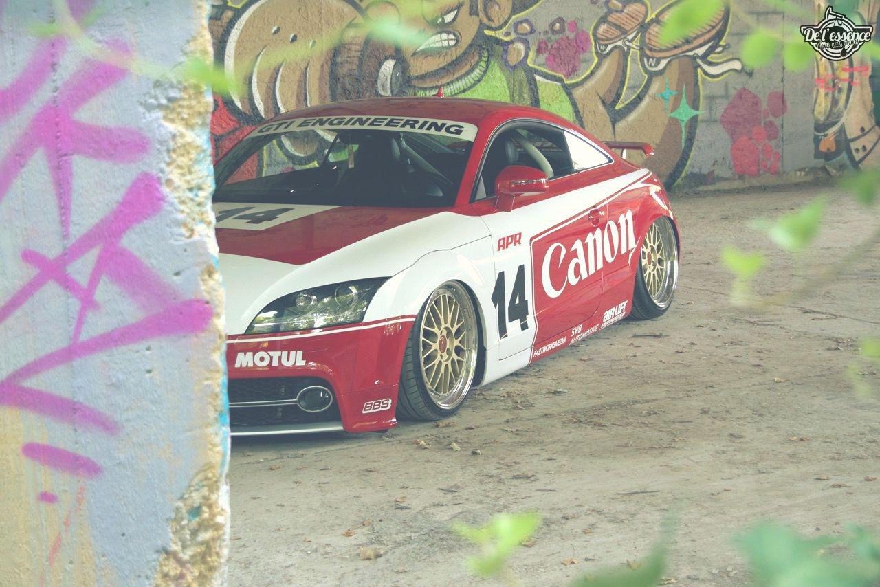 Airride Audi TT Mickael... Elle est canon ! 75