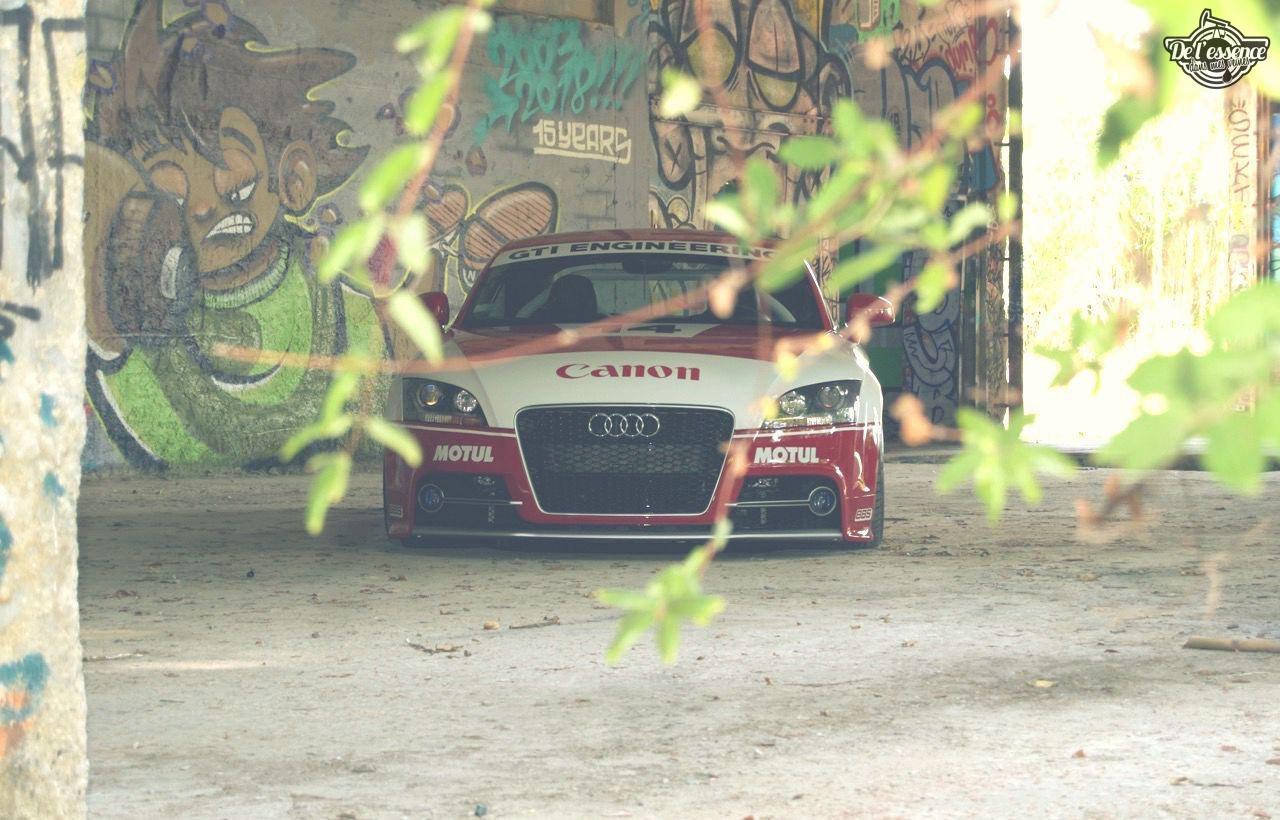 Airride Audi TT Mickael... Elle est canon ! 74