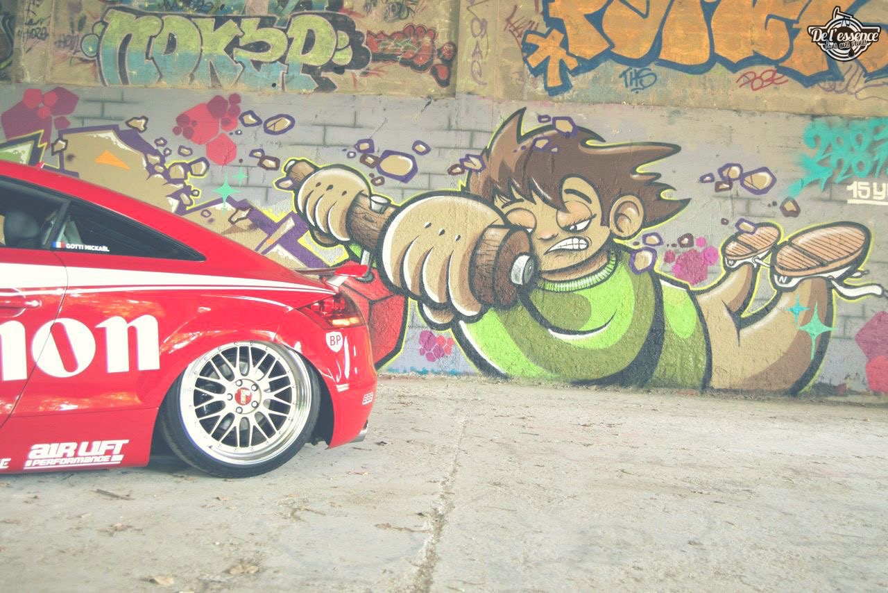 Airride Audi TT Mickael... Elle est canon ! 73