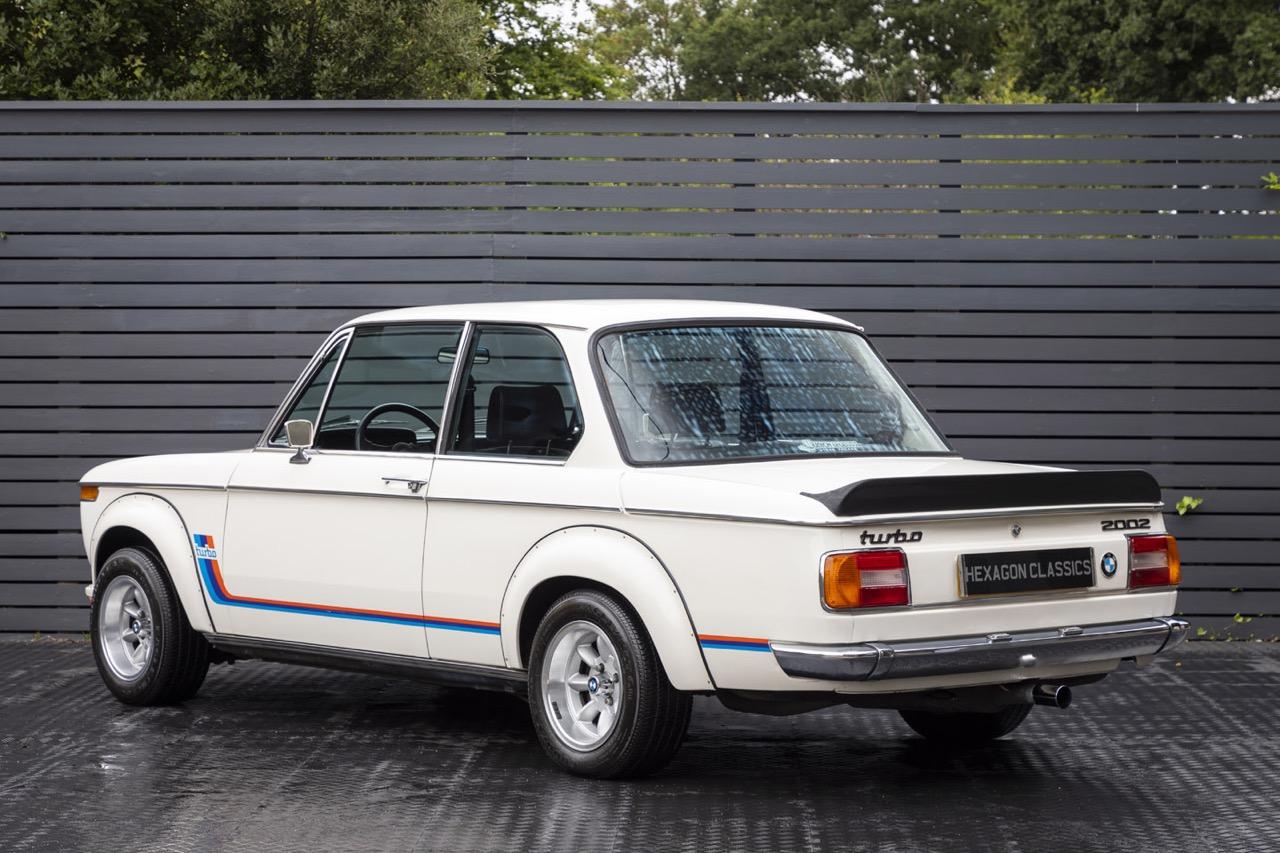 """BMW 2002 Turbo... """"Faiseur de veuve"""" 2"""