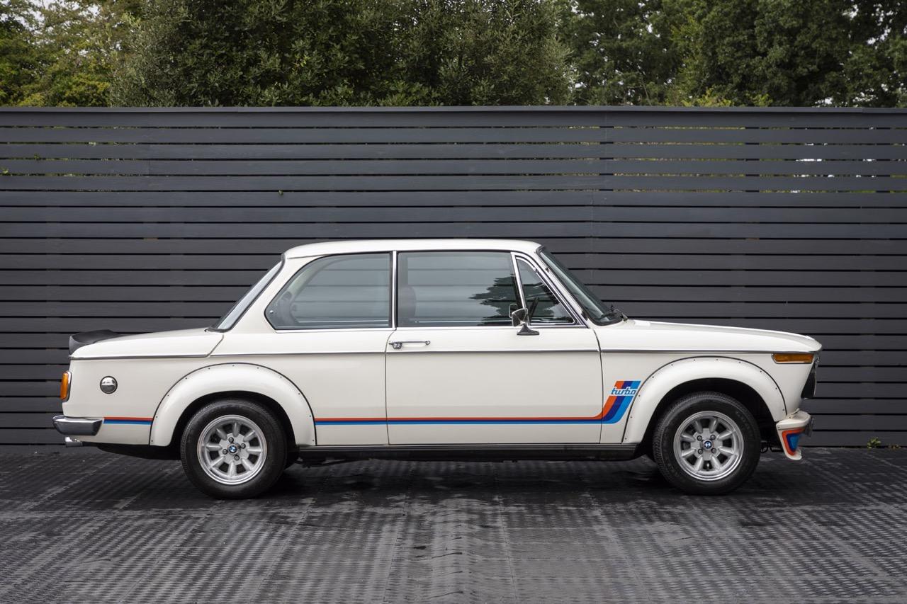 """BMW 2002 Turbo... """"Faiseur de veuve"""" 9"""