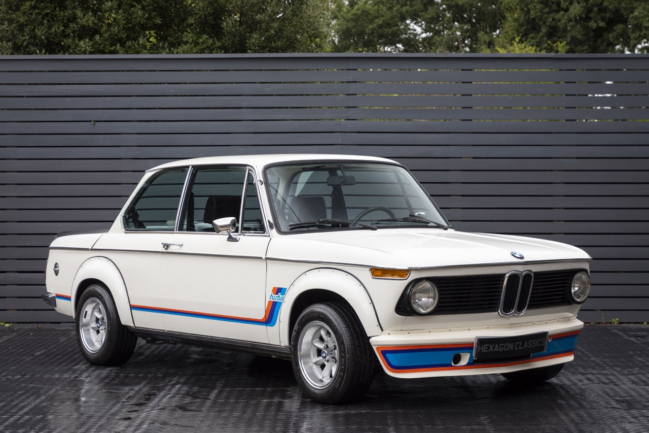"""BMW 2002 Turbo... """"Faiseur de veuve"""" 18"""