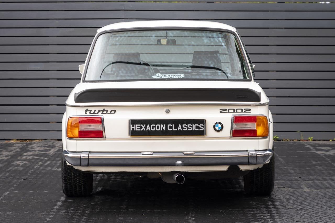"""BMW 2002 Turbo... """"Faiseur de veuve"""" 17"""