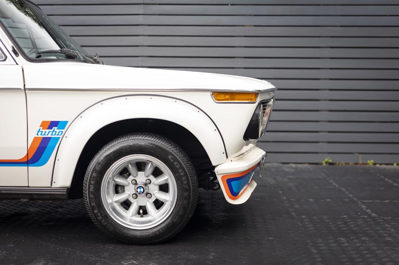 """BMW 2002 Turbo... """"Faiseur de veuve"""" 23"""