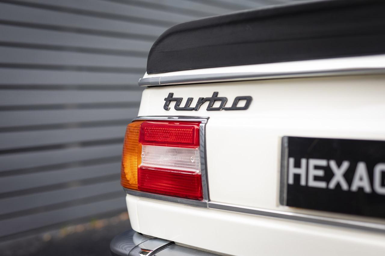 """BMW 2002 Turbo... """"Faiseur de veuve"""" 8"""