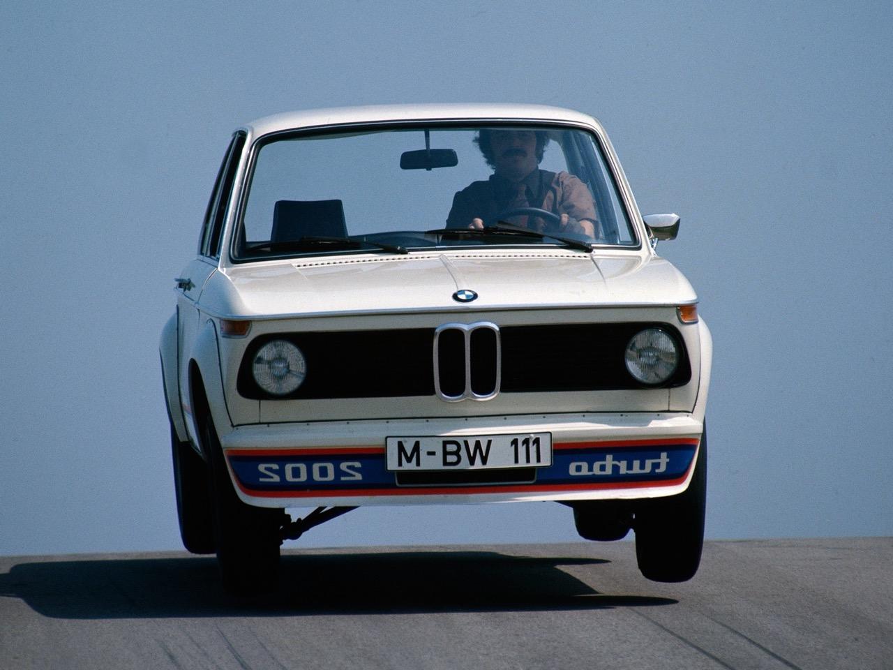 """BMW 2002 Turbo... """"Faiseur de veuve"""" 1"""