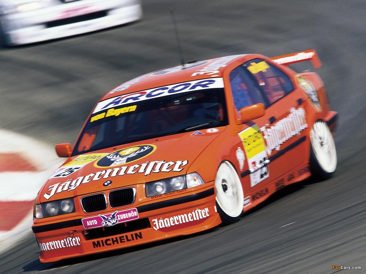 Engine Sound : BMW E36 STW... Y'a pas que le 6 en ligne ! 16