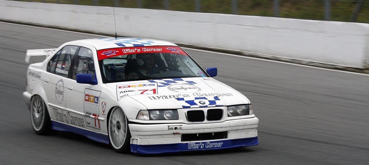 Engine Sound : BMW E36 STW... Y'a pas que le 6 en ligne ! 14