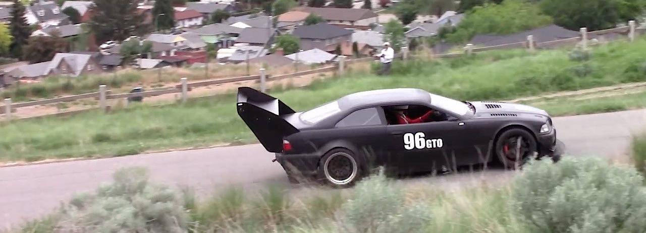 Hillclimb Monster : BMW E36 Supercharged... 4