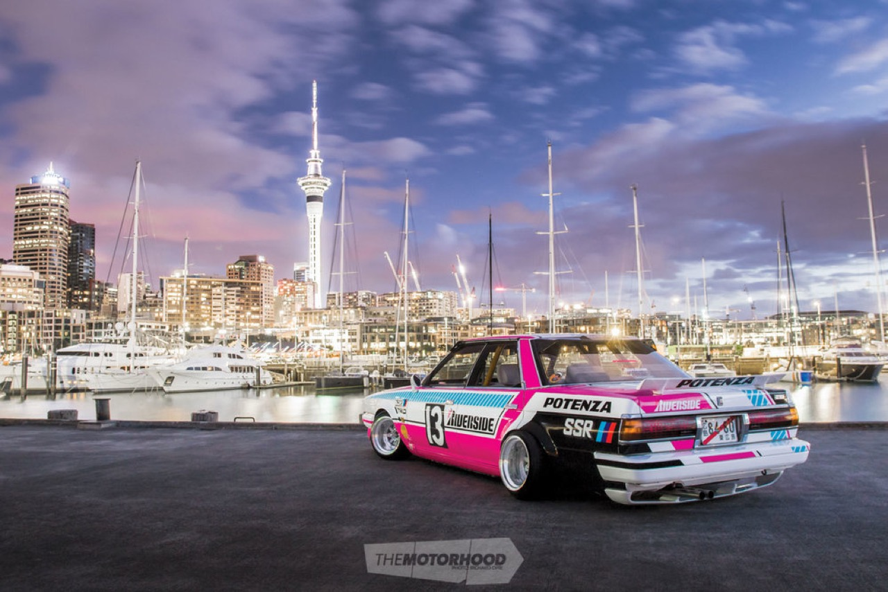 '87 Toyota Corona MkII : Boso en Sharknose ! 47