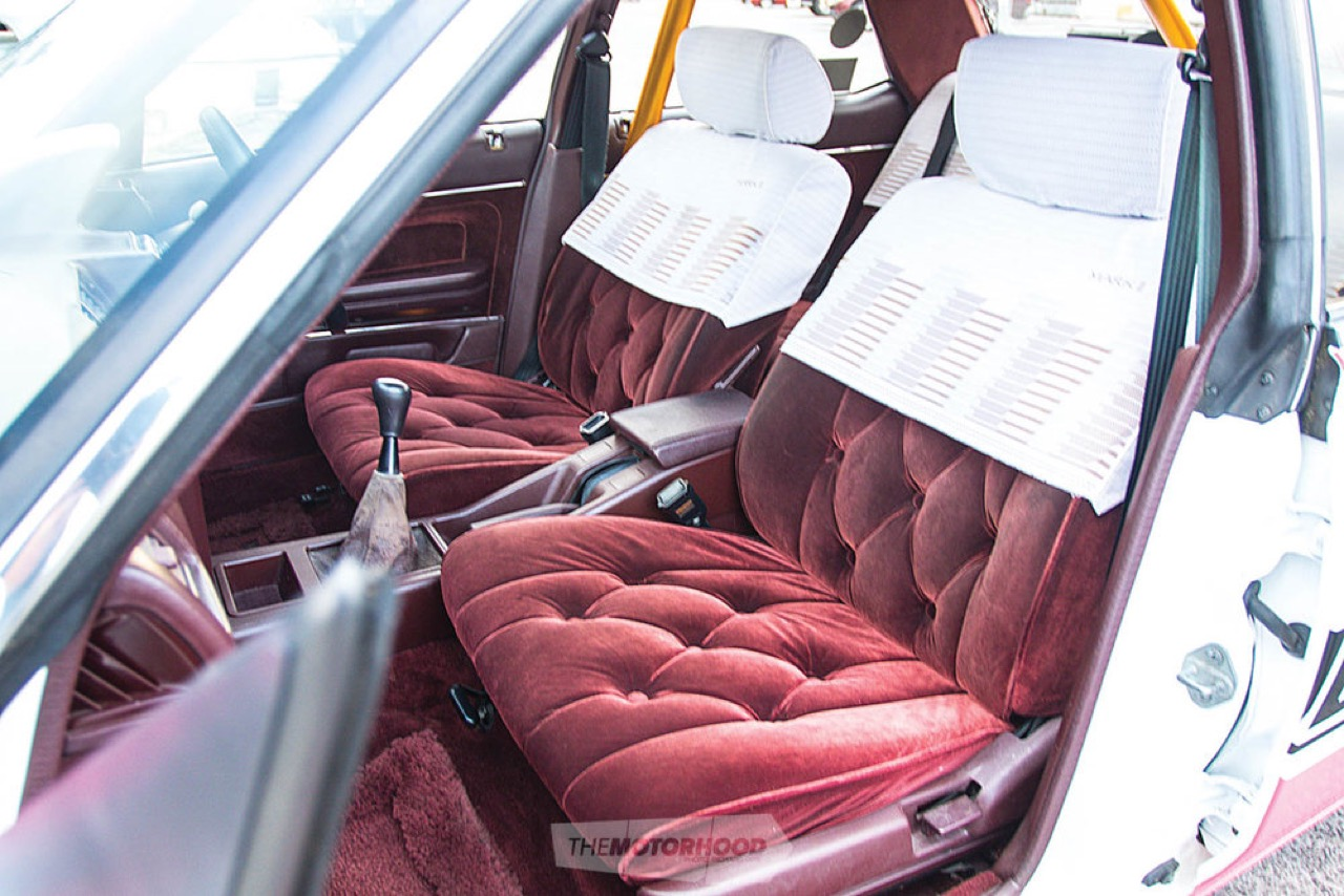 '87 Toyota Corona MkII : Boso en Sharknose ! 54