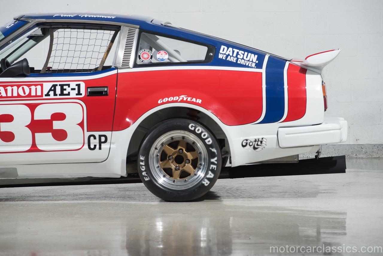 '79 Datsun 280ZX - Quand Paul Newman remporte le titre ! 21