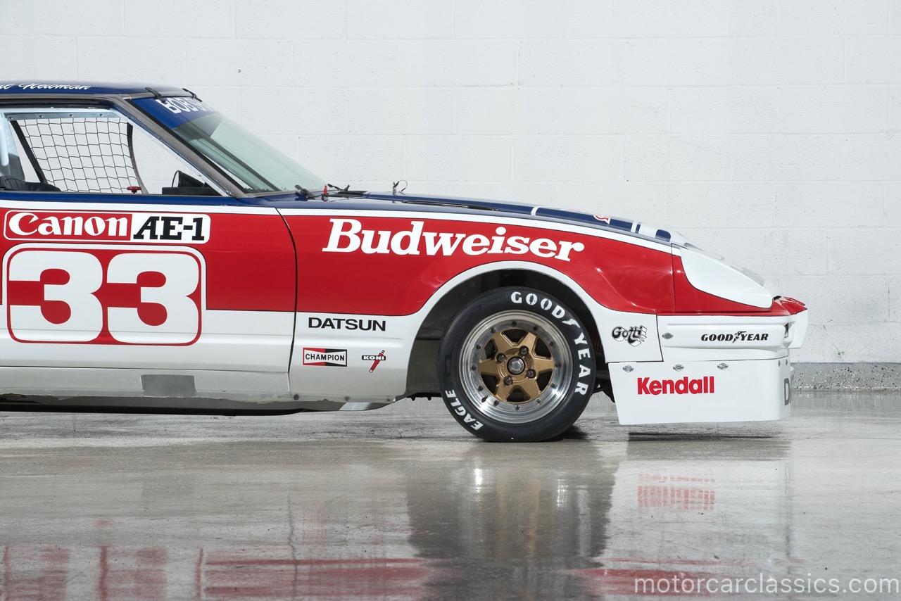 '79 Datsun 280ZX - Quand Paul Newman remporte le titre ! 19