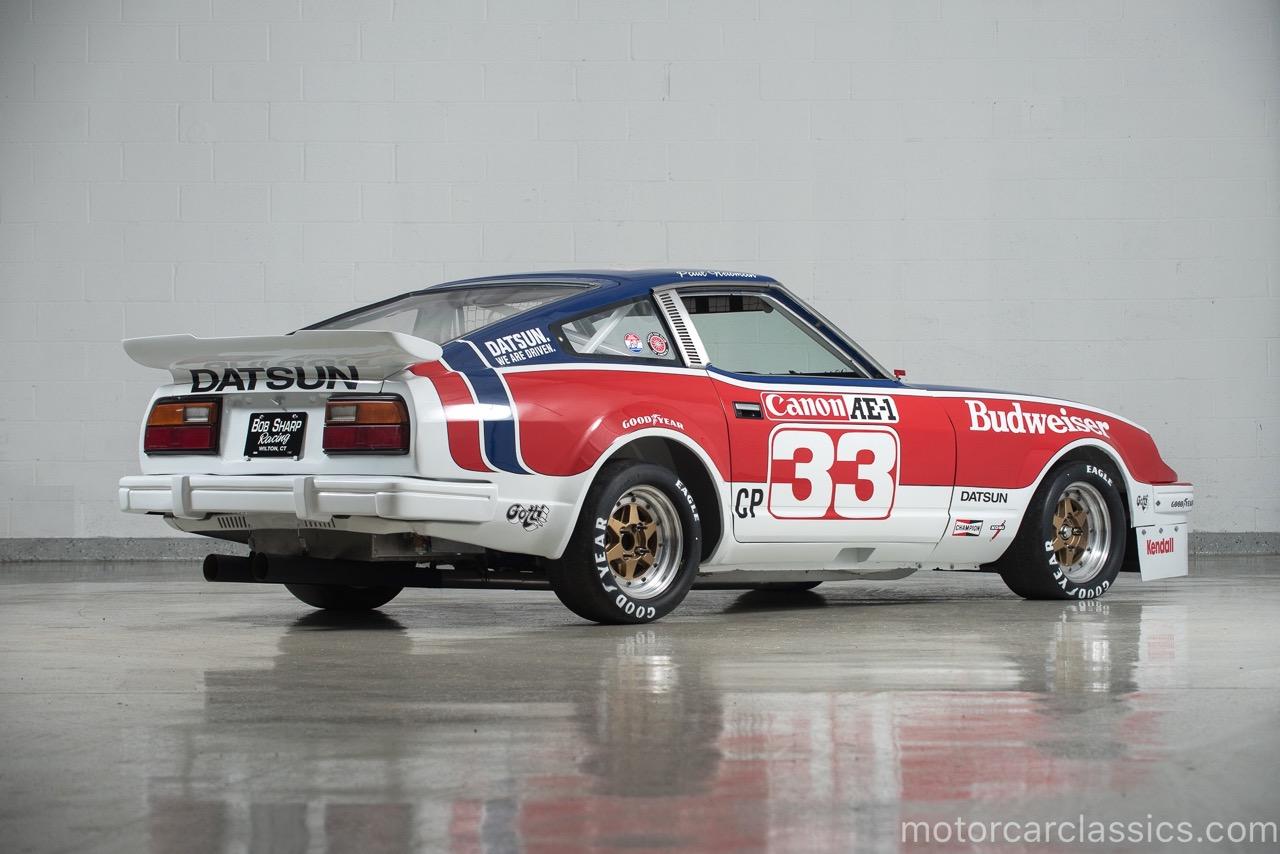 '79 Datsun 280ZX - Quand Paul Newman remporte le titre ! 34