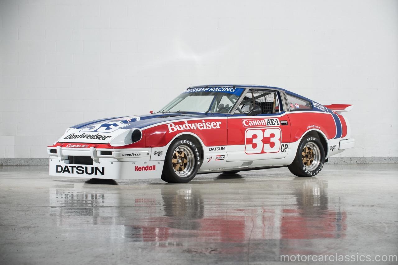 '79 Datsun 280ZX - Quand Paul Newman remporte le titre ! 33