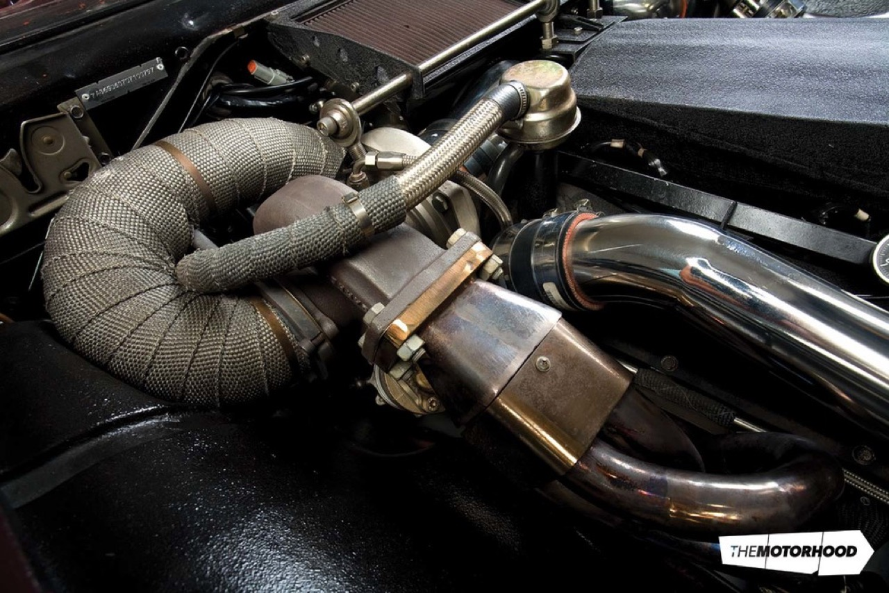 Rusty racer : Twinturbo Ford Thunderbird... 34