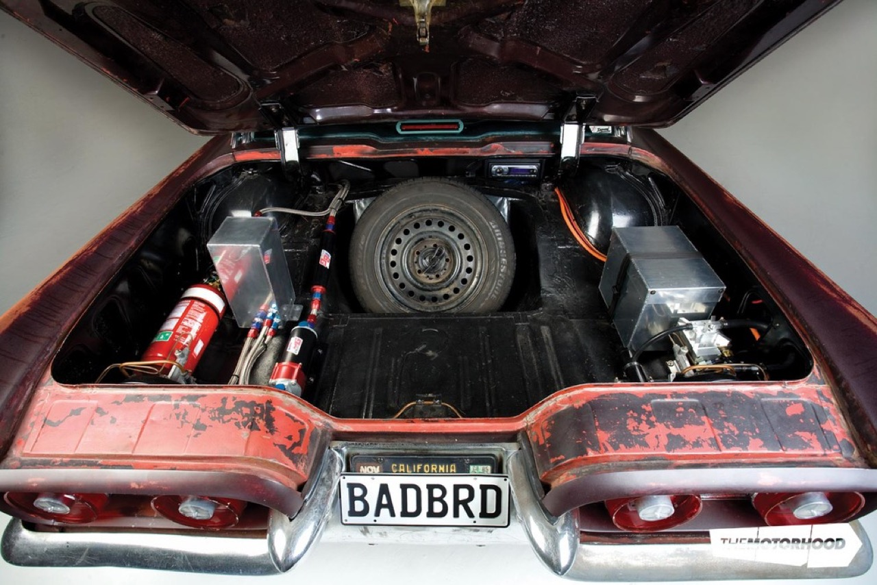 Rusty racer : Twinturbo Ford Thunderbird... 37