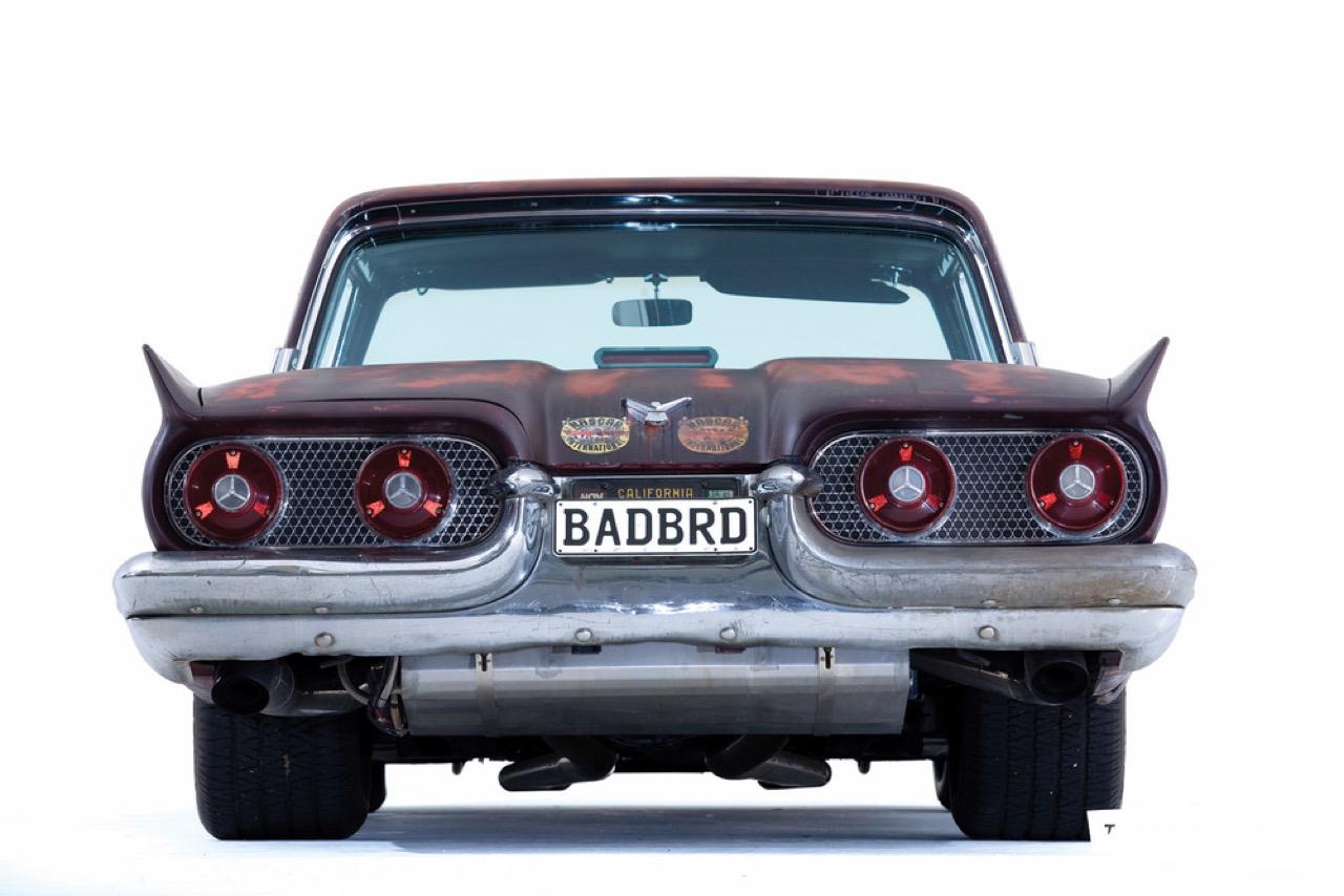 Rusty racer : Twinturbo Ford Thunderbird... 38
