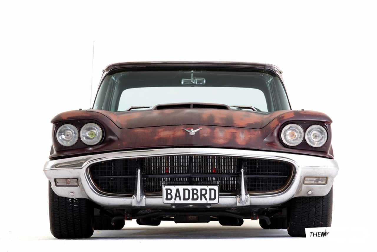 Rusty racer : Twinturbo Ford Thunderbird... 24