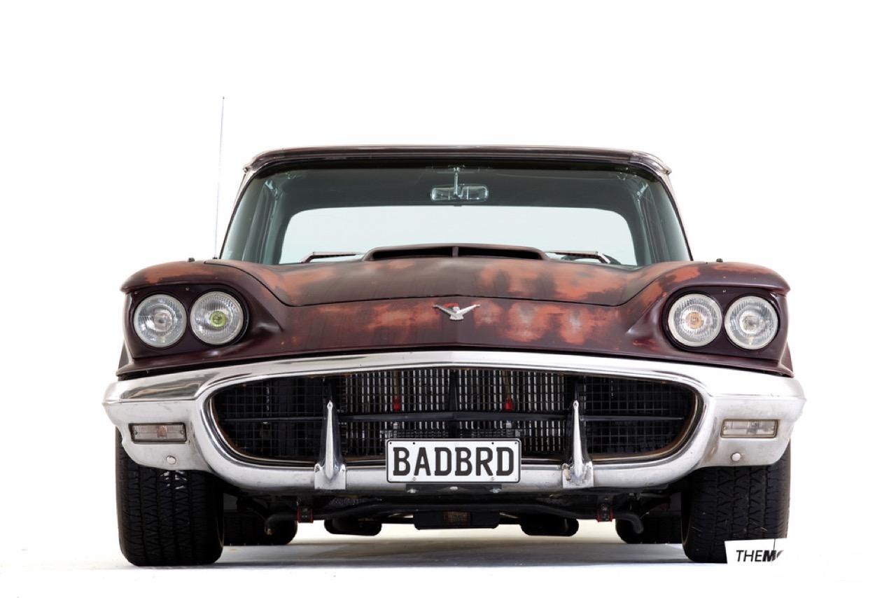 Rusty racer : Twinturbo Ford Thunderbird... 32