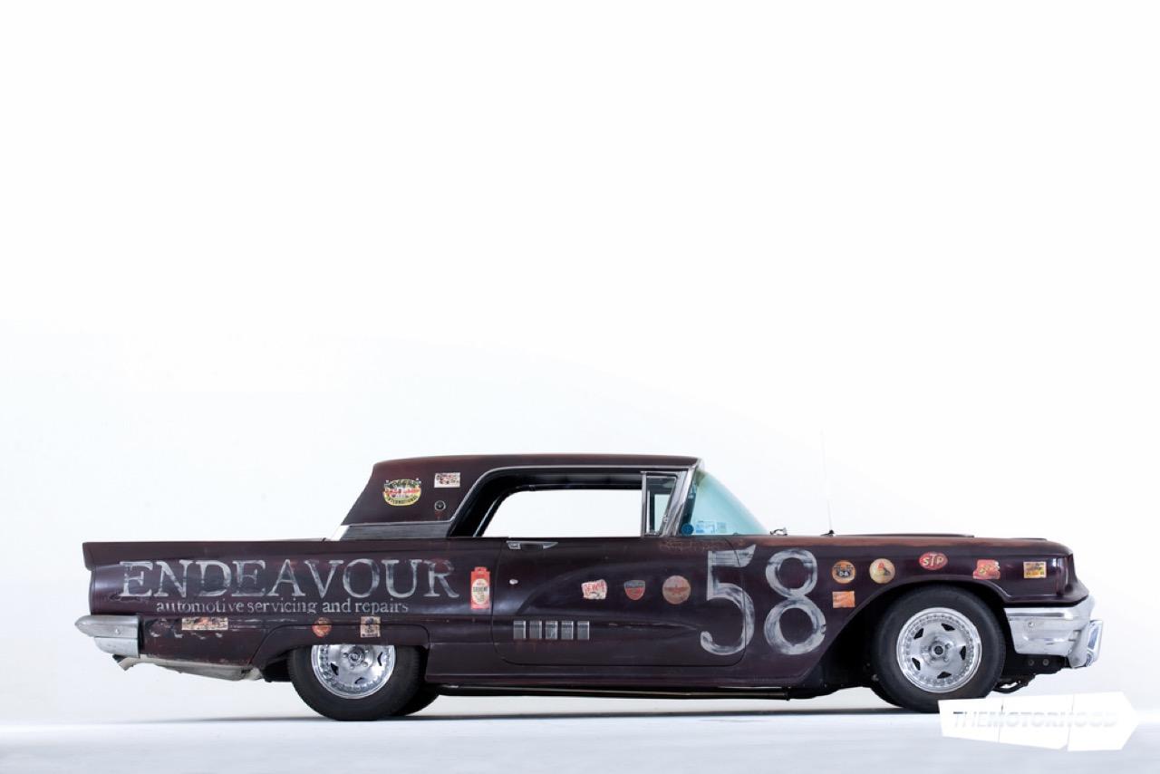 Rusty racer : Twinturbo Ford Thunderbird... 31