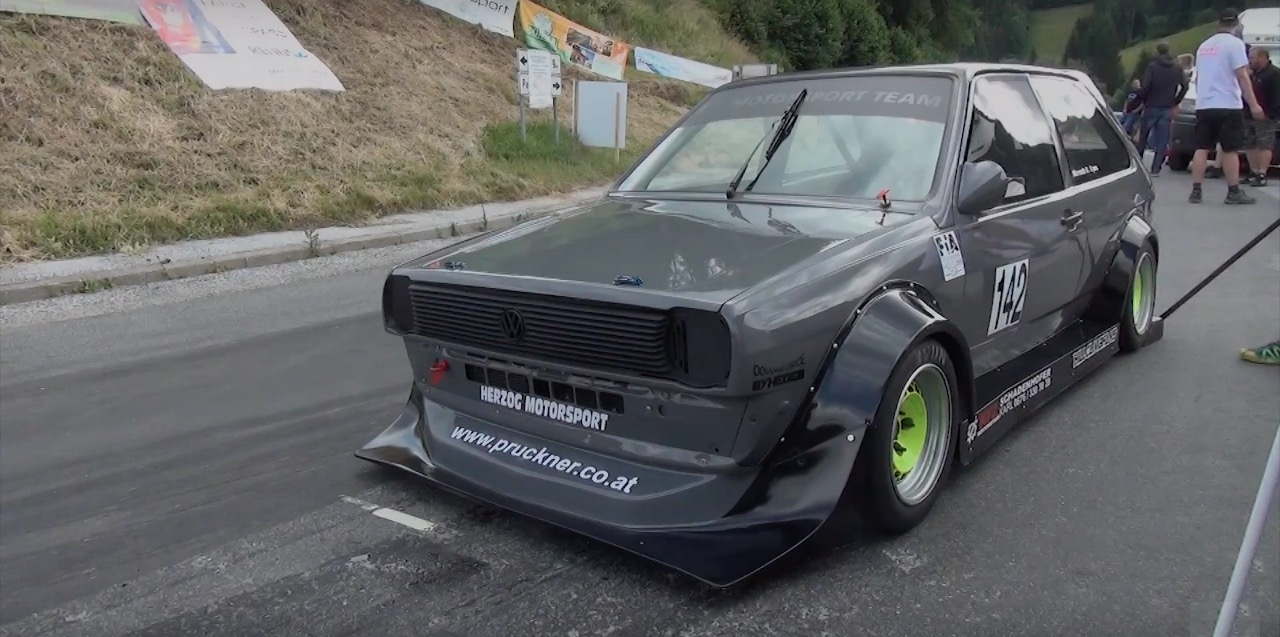 Hillclimb Monster : VW Polo 16v... Fourmi aux hormones ! 2