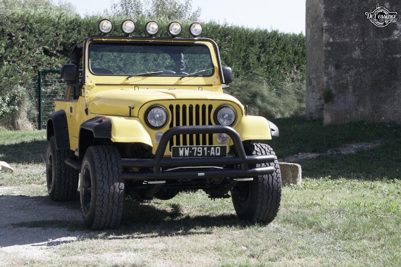 '82 Jeep CJ-7 Laredo - Quand tu te fais chier sur la route... 60