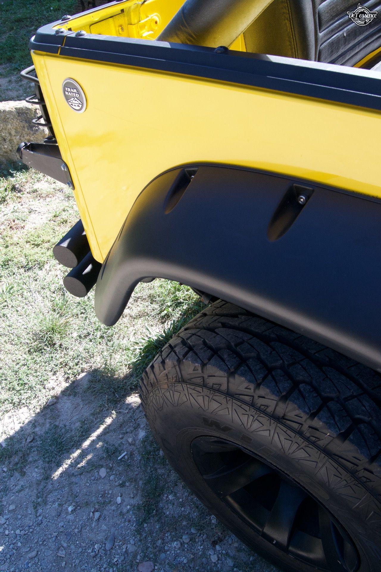 '82 Jeep CJ-7 Laredo - Quand tu te fais chier sur la route... 59