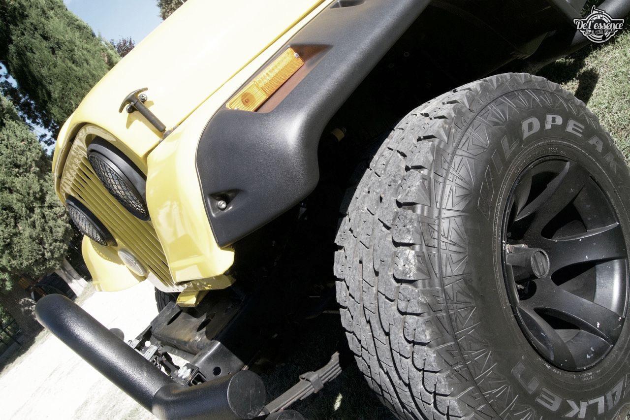 '82 Jeep CJ-7 Laredo - Quand tu te fais chier sur la route... 67