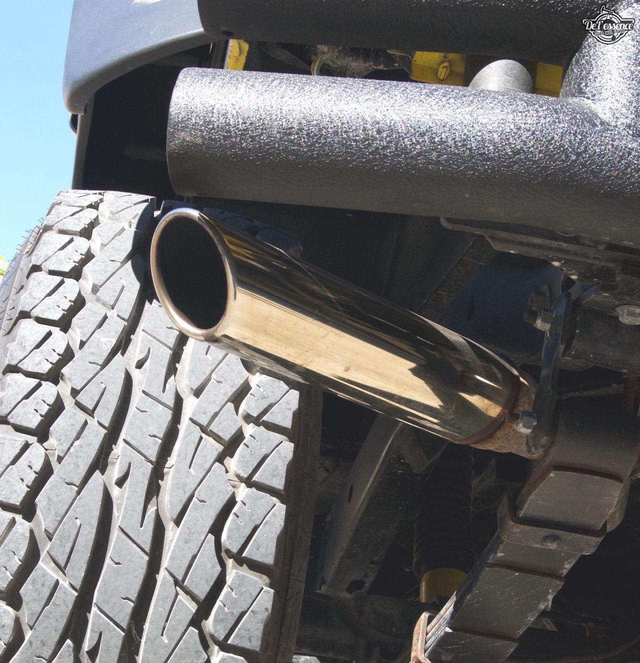 '82 Jeep CJ-7 Laredo - Quand tu te fais chier sur la route... 71