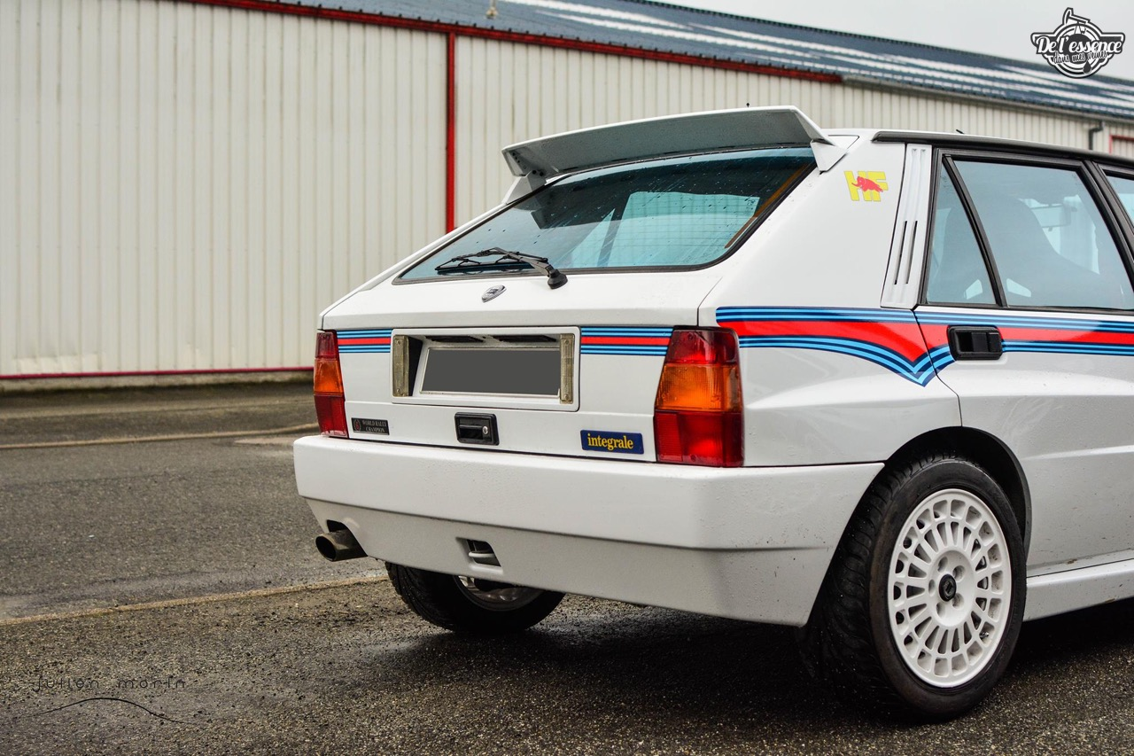 Lancia Delta HF Integrale Martini 6... Sans modération ! 54