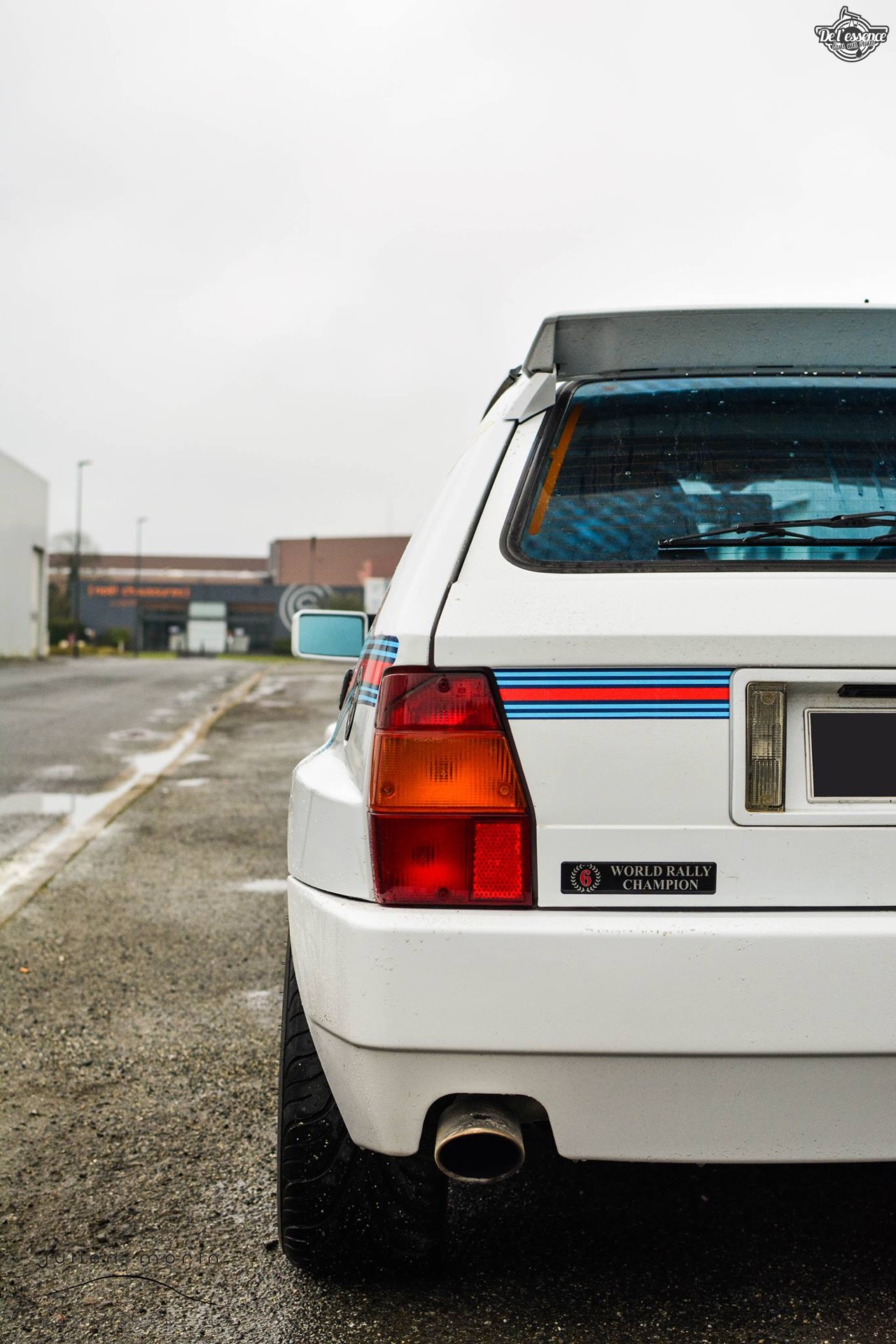 Lancia Delta HF Integrale Martini 6... Sans modération ! 52