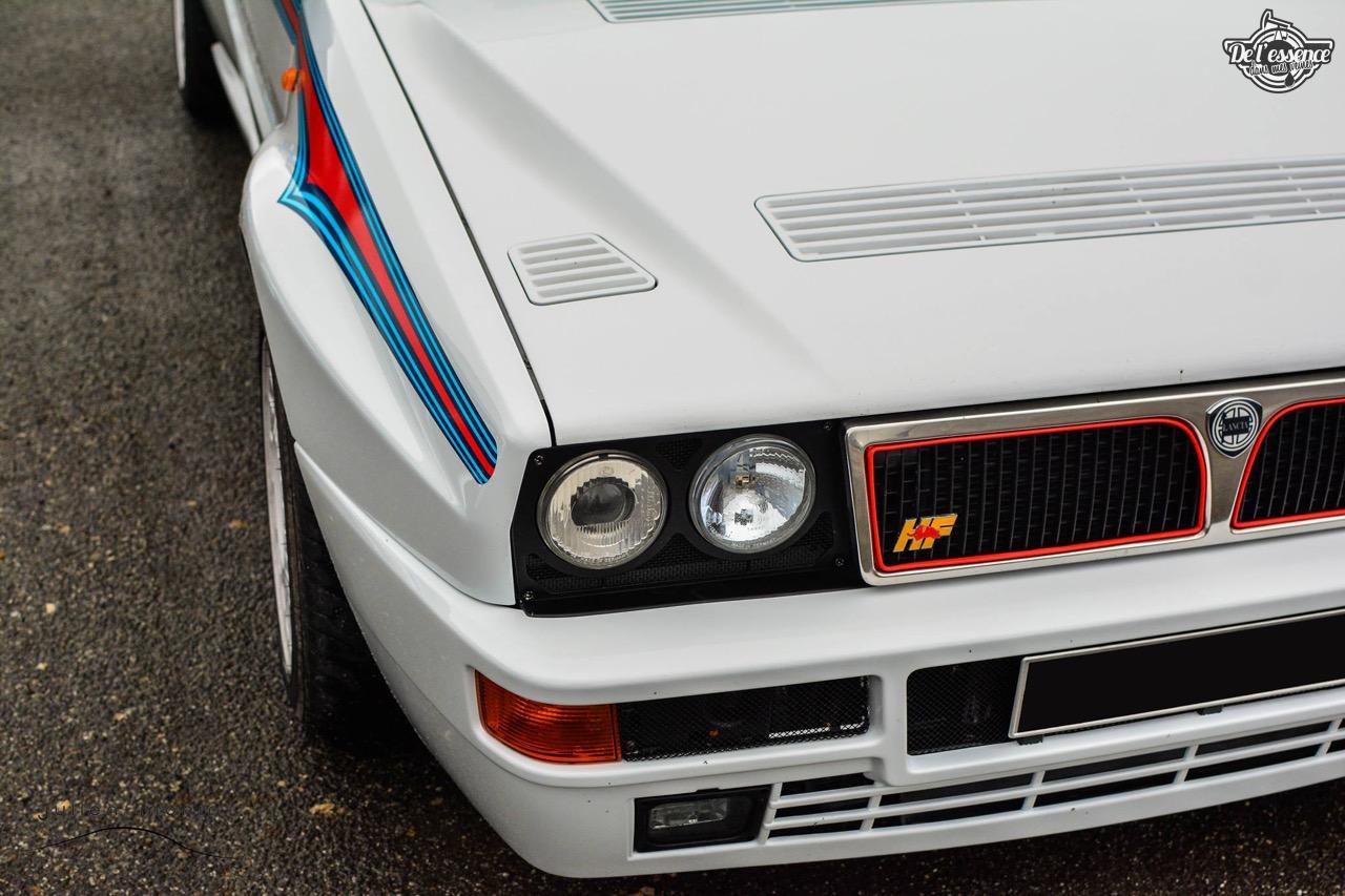 Lancia Delta HF Integrale Martini 6... Sans modération ! 53