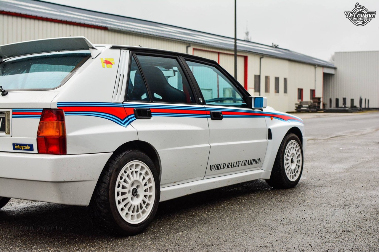 Lancia Delta HF Integrale Martini 6... Sans modération ! 49