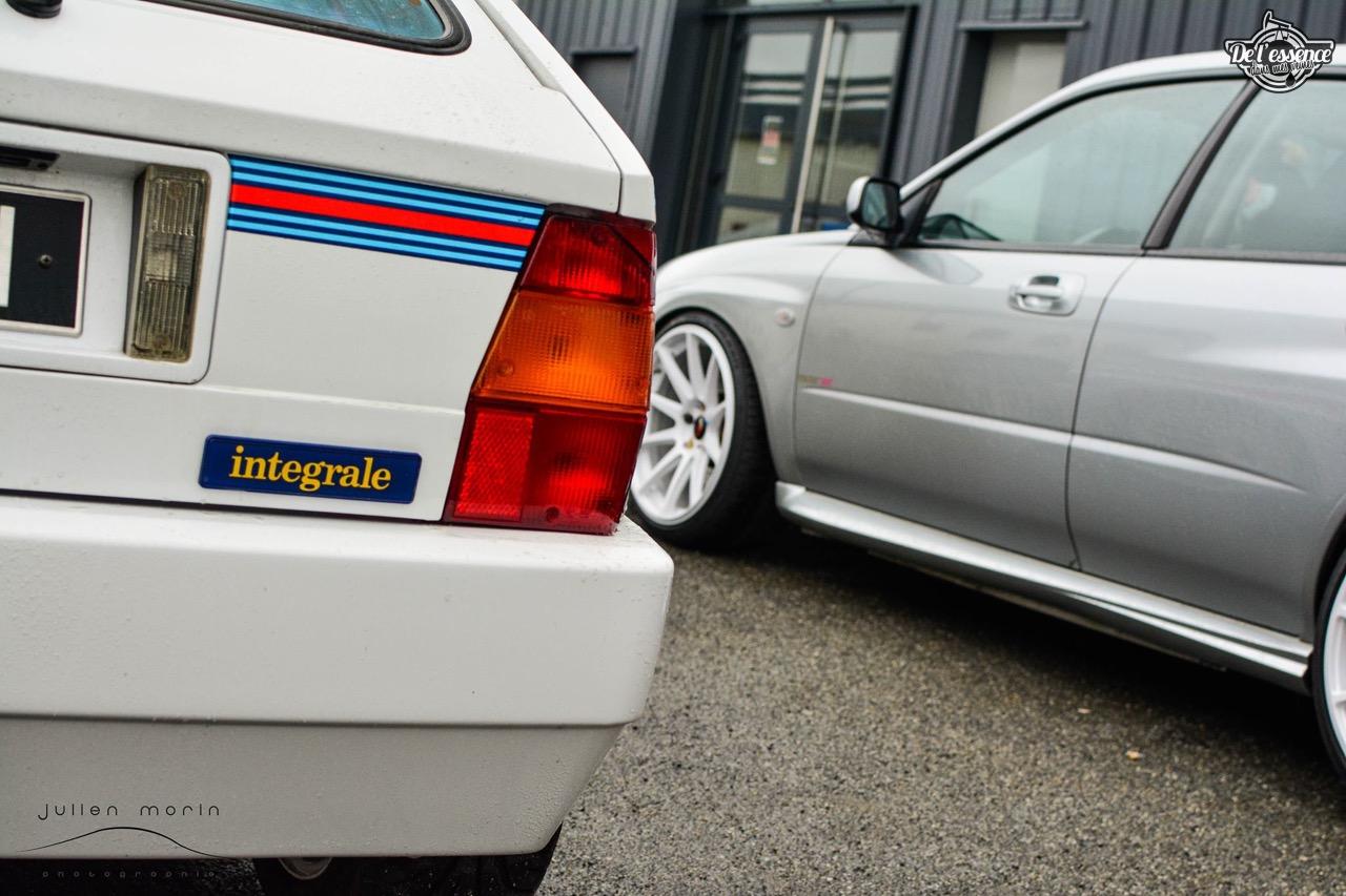 Lancia Delta HF Integrale Martini 6... Sans modération ! 44