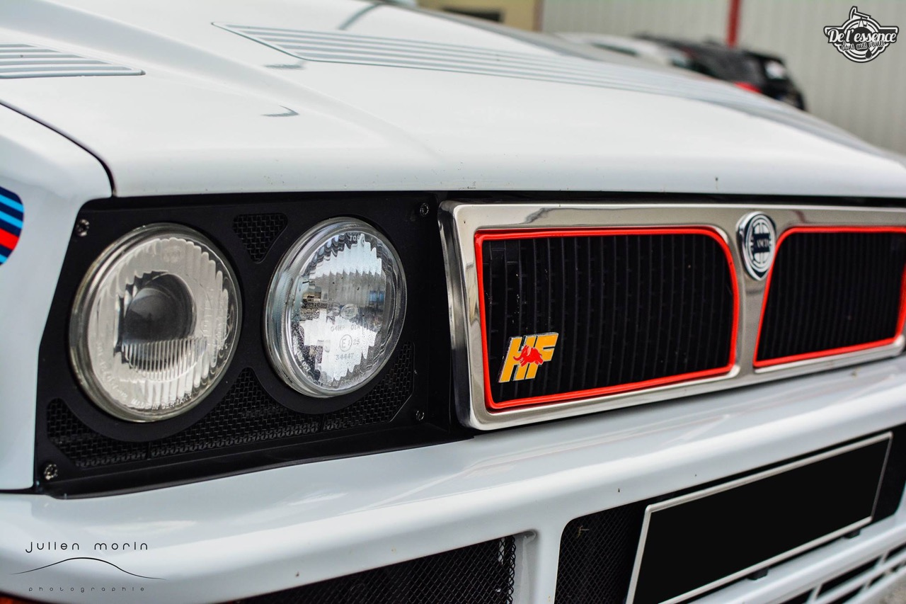 Lancia Delta HF Integrale Martini 6... Sans modération ! 46