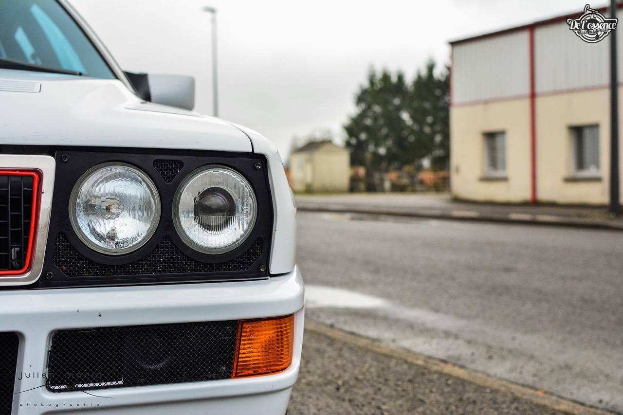 Lancia Delta HF Integrale Martini 6... Sans modération ! 43