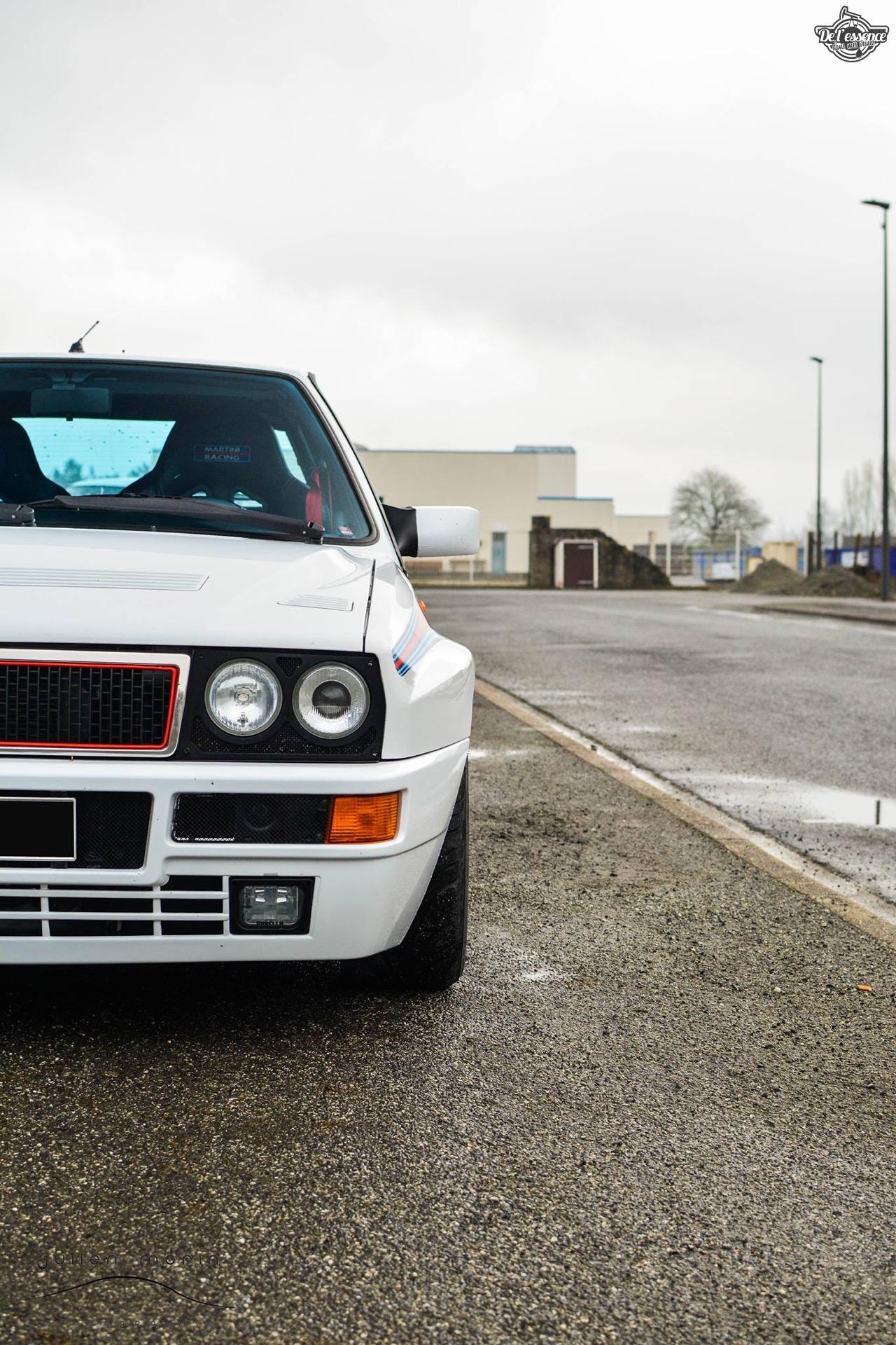 Lancia Delta HF Integrale Martini 6... Sans modération ! 39
