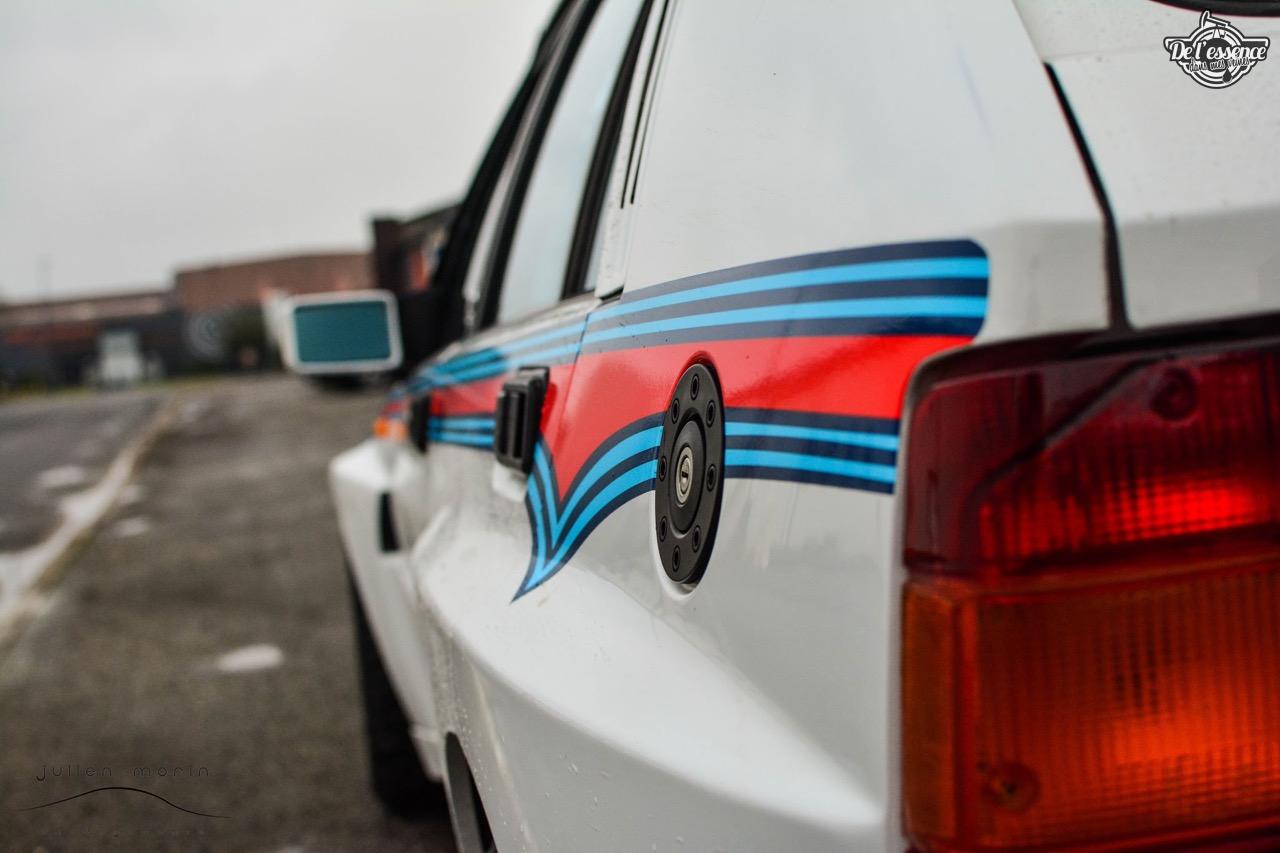 Lancia Delta HF Integrale Martini 6... Sans modération ! 38