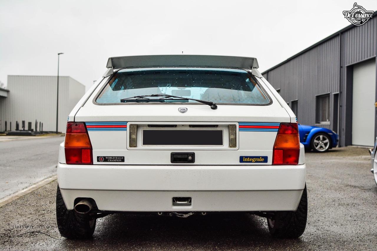 Lancia Delta HF Integrale Martini 6... Sans modération ! 37